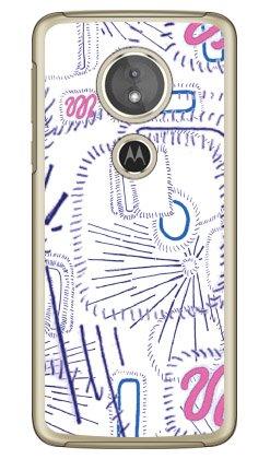 [Moto E5 XT1944/MVNOスマホ(SIMフリー端末)専用] Coverfull スマー...