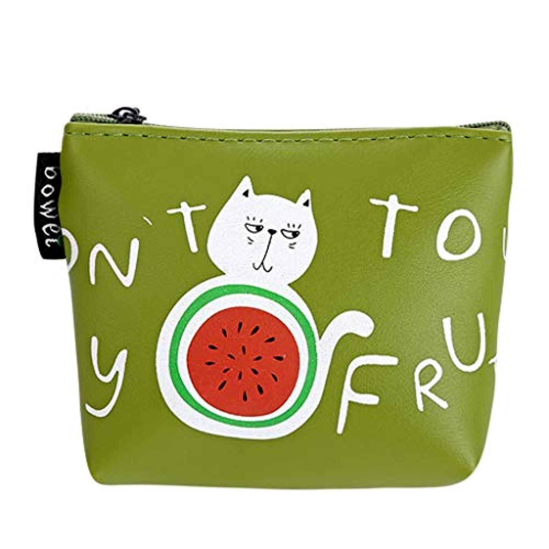 女性プリントフラワースナック小銭入れ財布バッグ 便利 耐久性 高級PUレザー 便利 耐久性 おしゃれ 人気