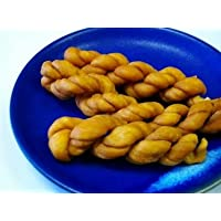 【送料込】 お徳用 麻花(まあふぁ) マファール 麻花兒 500g入( 約23~27本入)×3袋入り中華菓子