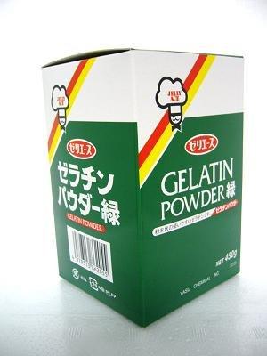 粉ゼラチン(ゼラチンパウダー)450g業務用