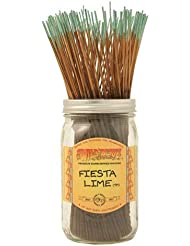 Fiesta Lime - 100 Wildberry Incense Sticks by Wild Berry
