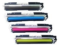 mita 互換品トナーカートリッジ キャノン用 CRG-329 ( K / C / M / Y ) 4色セット