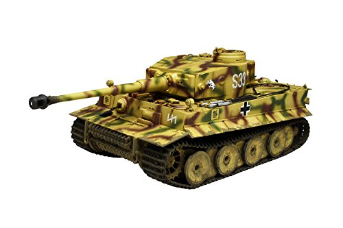 Dragon 1/35 WWII Germany Army Tiger 1 early production type Das / Reich Division S No. 33 car lay Fu Tiger plastic model DR 30TH-07