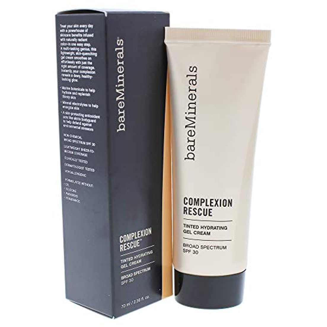関係司教ナラーバーComplexion Rescue Tinted Hydrating Gel Cream SPF 30-07 Tan