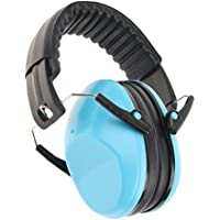 FITYLE Hearing Protection Muffs for Children Foldable Ear Defenders Noise Reduction Earmuffs