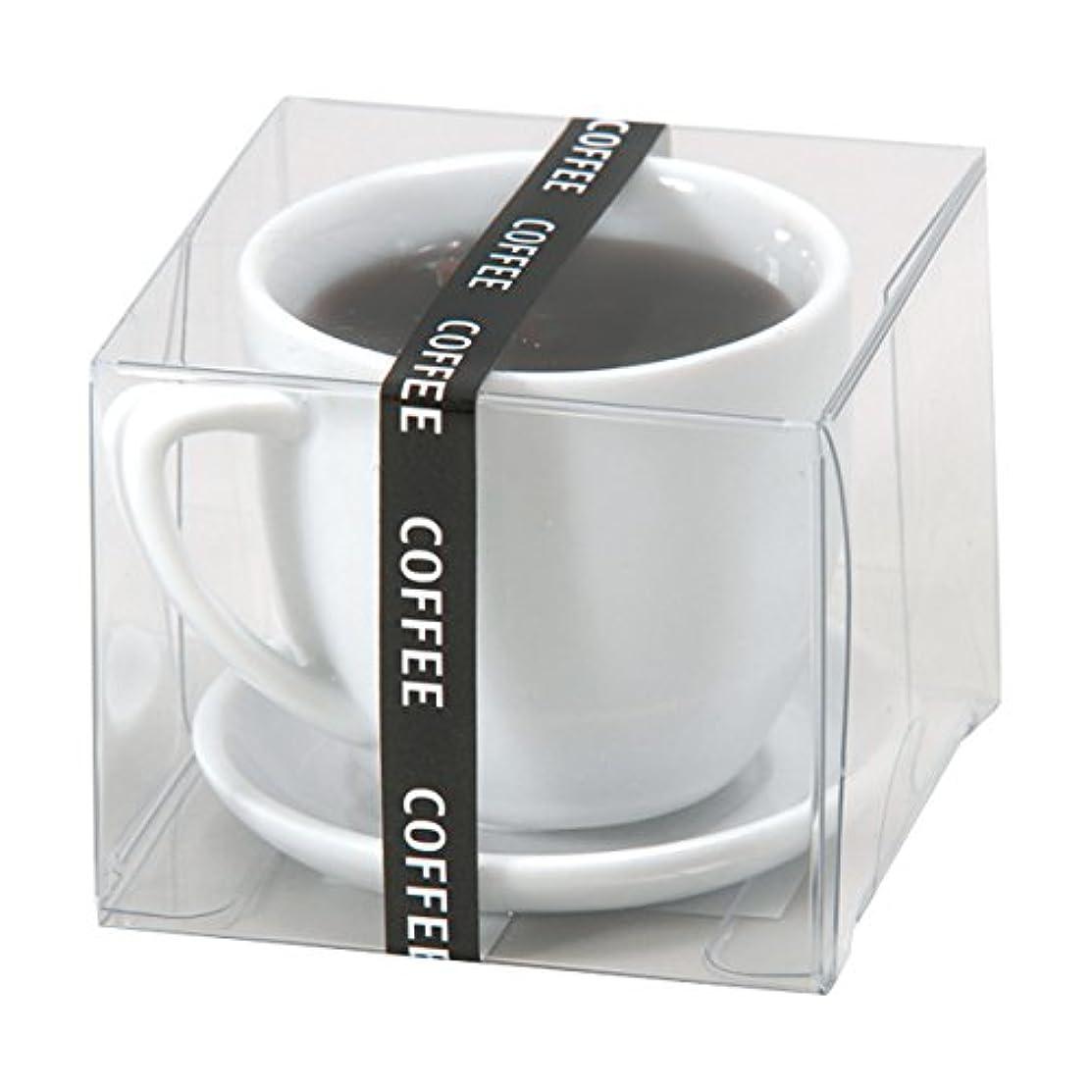 魅力的もの呪われたホットコーヒー ローソク