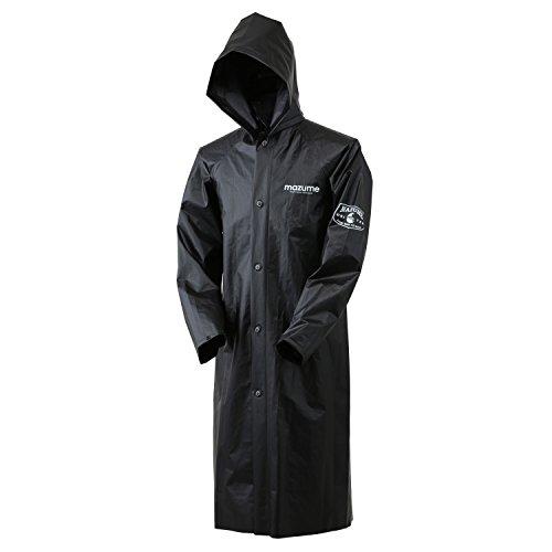 (MAZUME) レインコート MZRJ-460-04 ブラック LL