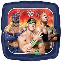 Anagram International Hx WWEグループPackagedパーティーバルーン、マルチカラー