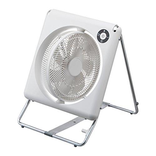ドウシシャ 扇風機 DCフォールディングファン 25cm 折畳み機能 ピエリ...