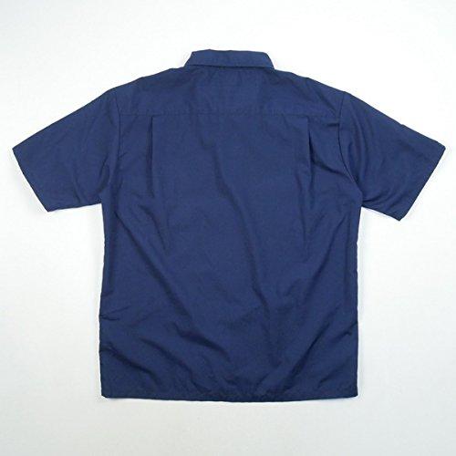 TENDERLOIN テンダーロイン T-P.P SHT SHORT 半袖シャツ 紺 XS
