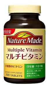 大塚製薬 ネイチャーメイド マルチビタミン 100粒