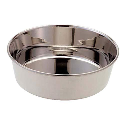 ステンレス製食器 犬用皿型 M
