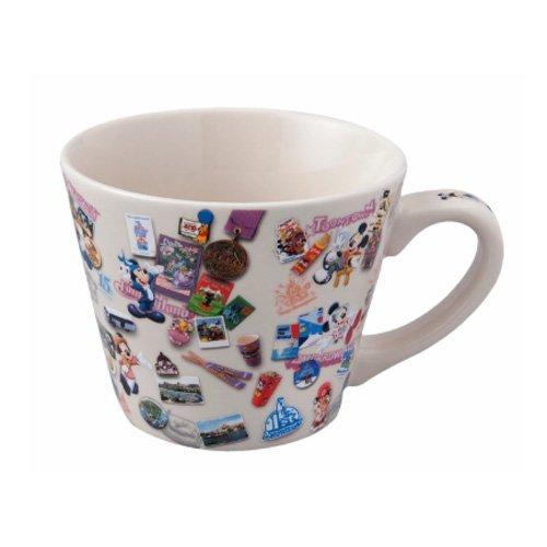 ミッキーマウス マグ マグカップ 東京ディズニーリゾート35周年 Happiest Celebration! TDR35th 【東京ディズニーリゾート限定】
