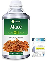 Mace (Myristica fragrans) 100% Natural Pure Essential Oil 5000ml/169fl.oz.