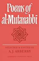 Poems of Al-Mutanabbî