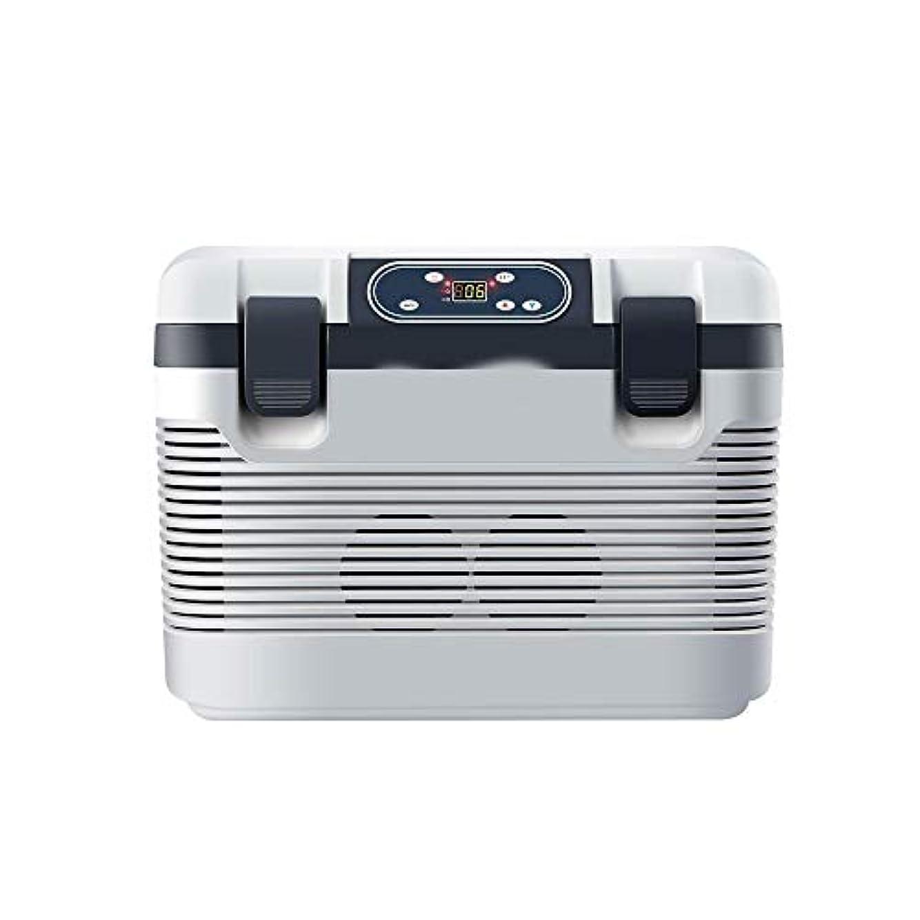 さまよう条約待つWANGLX 冷蔵庫 小型 車載冷蔵庫 小さい冷蔵庫 ポータブル冷蔵庫 コンパクトなポータブルクーラーウォーマーミニ冷蔵庫12V車冷蔵庫ミニ - 車、家庭、オフィス用、および寮ボート、キャンプ