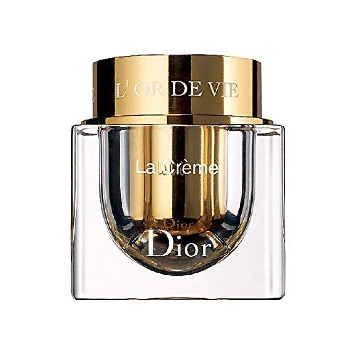 文明レシピスラック[Dior] ディオールL'またはデ?ラ?クレームは詰め替え争います - Dior L'Or De Vie La Cr?me Refillable [並行輸入品]