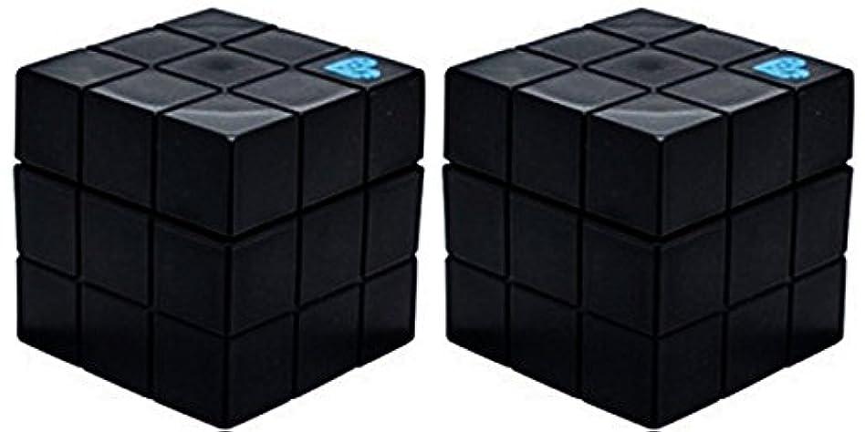 ゲージ服出発する【X2個セット】 アリミノ ピース プロデザインシリーズ フリーズキープワックス ブラック 80g