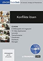 Konflikte lösen / CD-ROM: Mit 6 Videoszenen, Trainerhinweise und Begleitmaterialien zu jeder Videoszene, ab Windows 95