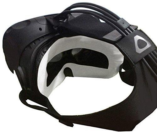 『HTC Vive用 衛生布 アイマスク+フェイスクッション (アイマスク(100枚)+フェイスクッション(1個))』の3枚目の画像