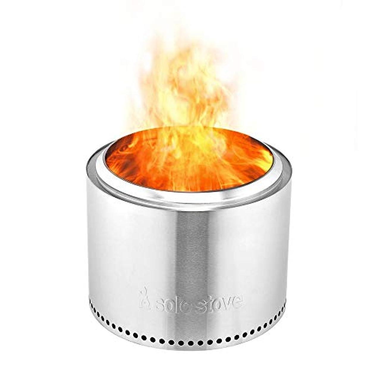 アイザック可動式便利solo stove ソロストーブ ボンファイヤー キャンプ 焚き火台 米国正規品 [並行輸入品]