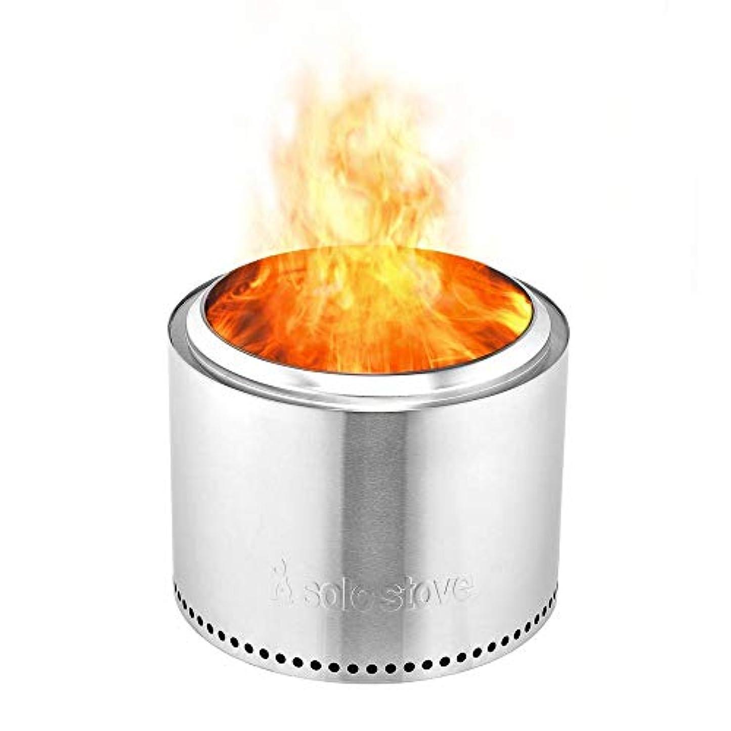 作りシード同盟solo stove ソロストーブ ボンファイヤー キャンプ 焚き火台 米国正規品 [並行輸入品]