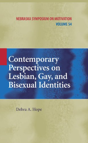 Contemporary Perspectives on Lesbian, Gay, and Bisexual Identities: 6th Australian Conference : Papers: 54 (Nebraska Symposium on Motivation)