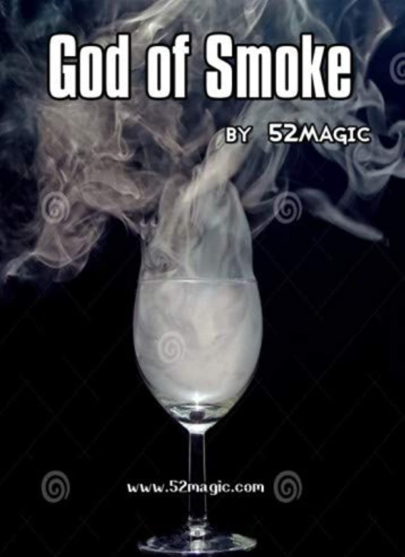 J-STAGE God of Smoke by 52magic マジック 手品