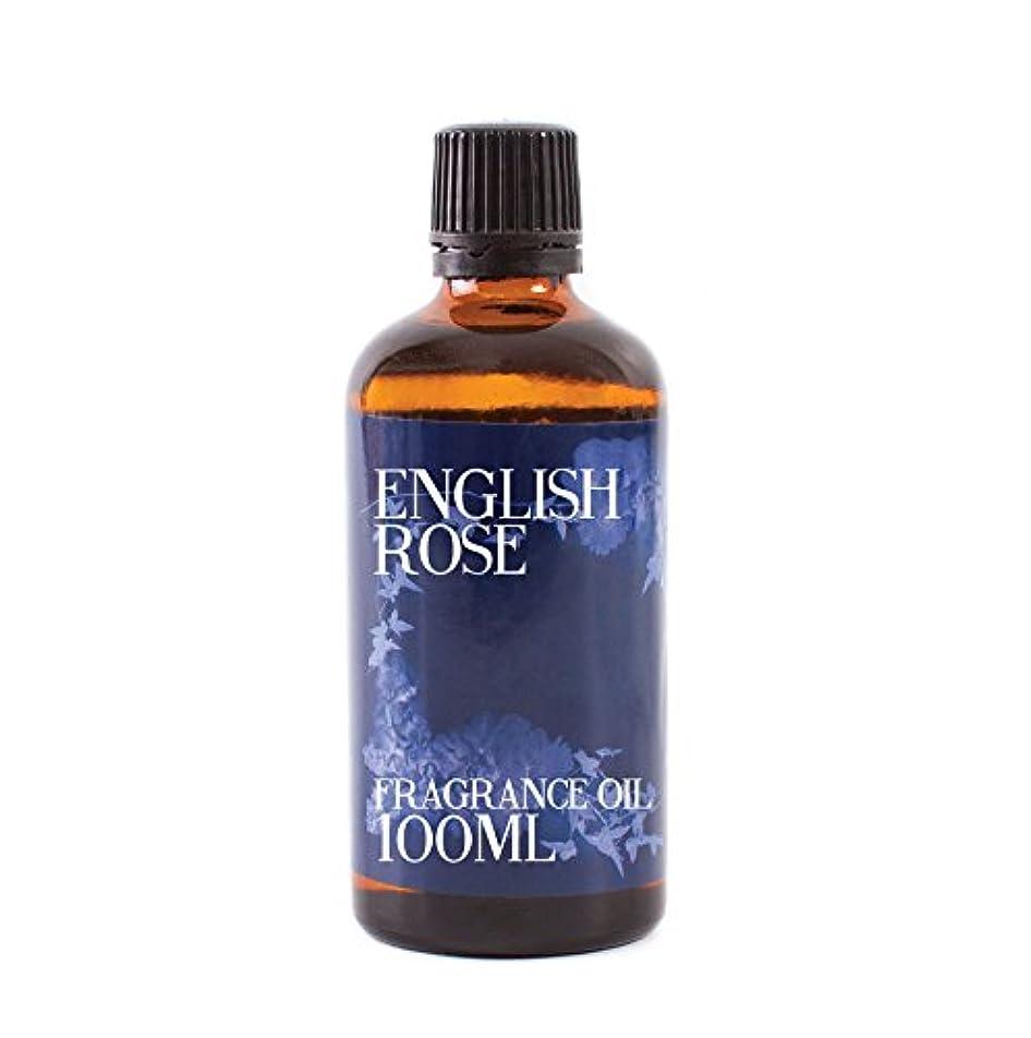 気まぐれなトランクライブラリ計算するMystic Moments | English Rose Fragrance Oil - 100ml