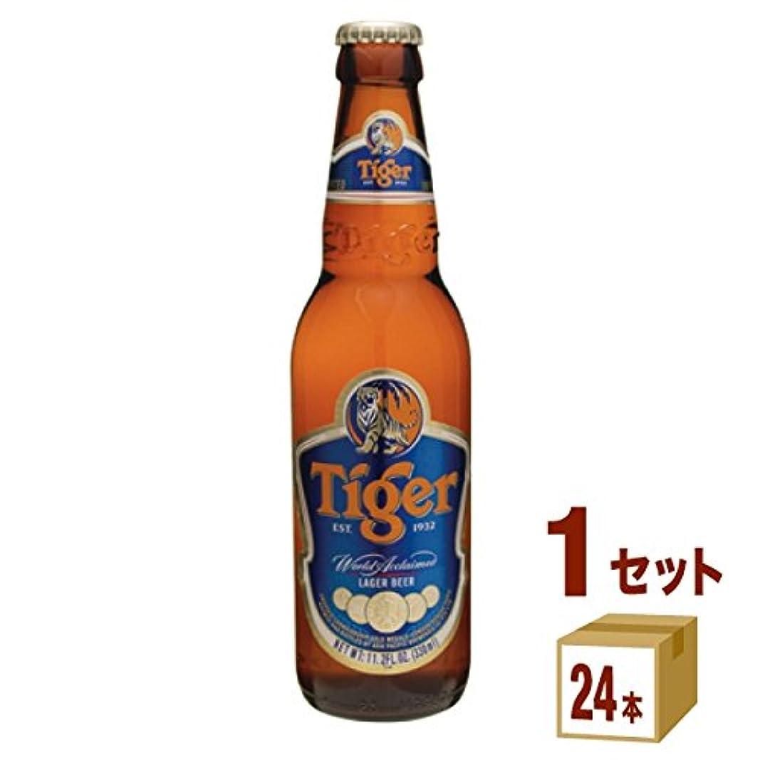 モーター教育学つかいますタイガー ビール 瓶 330ml×24本