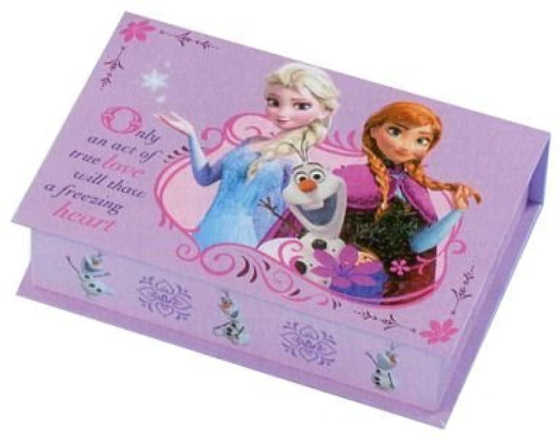 アナと雪の女王 プレミアム小物入れ付 オルゴール Ver2 『雪だるまつくろう』 レッド