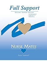 Nurse Mates Nearly Nude Full Support Pantyhose Size E by Nurse Mates
