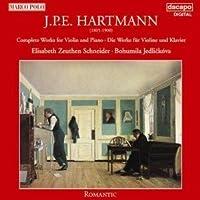 Hartmann:Wks.Violin & Pian