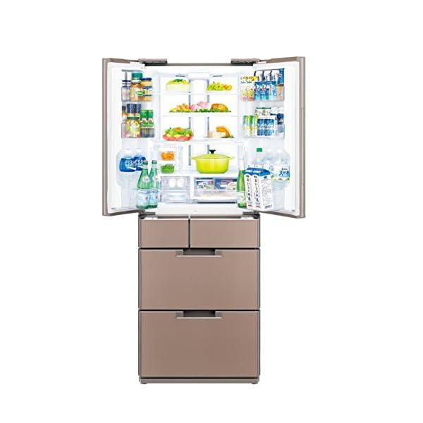 シャープ 冷蔵庫 フレンチドア 耐震ロック機能...の紹介画像3