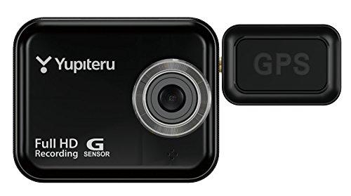 ユピテル(YUPITERU) WiFi対応 常時録画ドライブレコーダー2.0インチ液晶搭載最大300万画素Full HD画質 DRY-WiFi40c