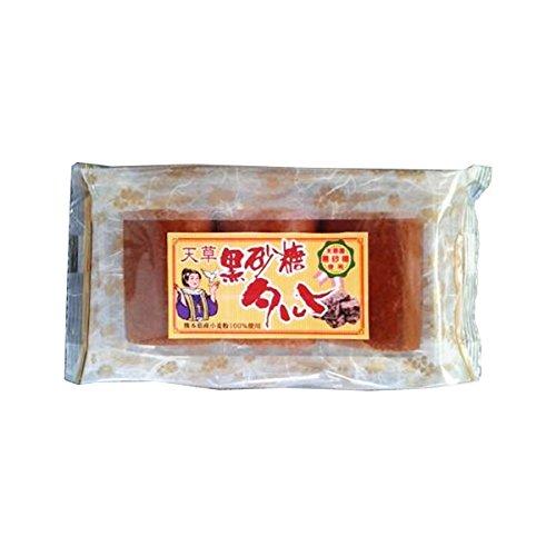 天草 黒砂糖あん巻 (3個入)×16個×3ケース イソップ製菓 天草産黒砂糖使用 職人手巻き 自家製あんこの和風ロールケーキ