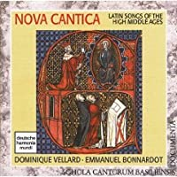 Nova Cantica / Latin Songs of Middle Ages