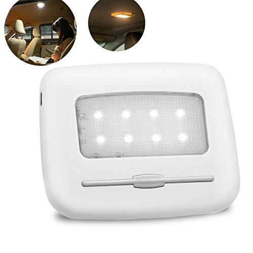 [해외]SOONHUA 자동차 브래킷 라이트 LED 야간 조명 독서 램프 LED 터치 라이트 성 에너 3M 테이프 부착 형 접착 고정 디 밍이 가능한 침실 램프 USB 충전식/SOONHUA Automotive Bracket Light LED Nighttime Light Reading Lamp LED Touch Light Energy E...