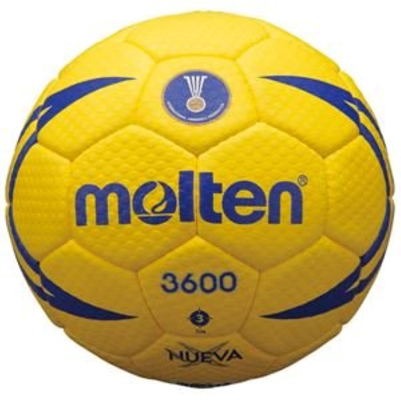 見せます逆説視力モルテン(Molten) ハンドボール3号球 ヌエバX3600 H3X3600