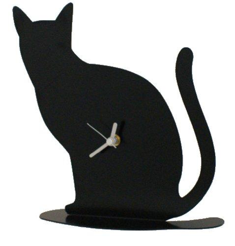 JAM デザイン時計 Animal Clock -NEKO- JMC-CL?0025