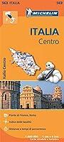 Italy Centre - Michelin Regional Map 563 (Michelin Regional Maps)