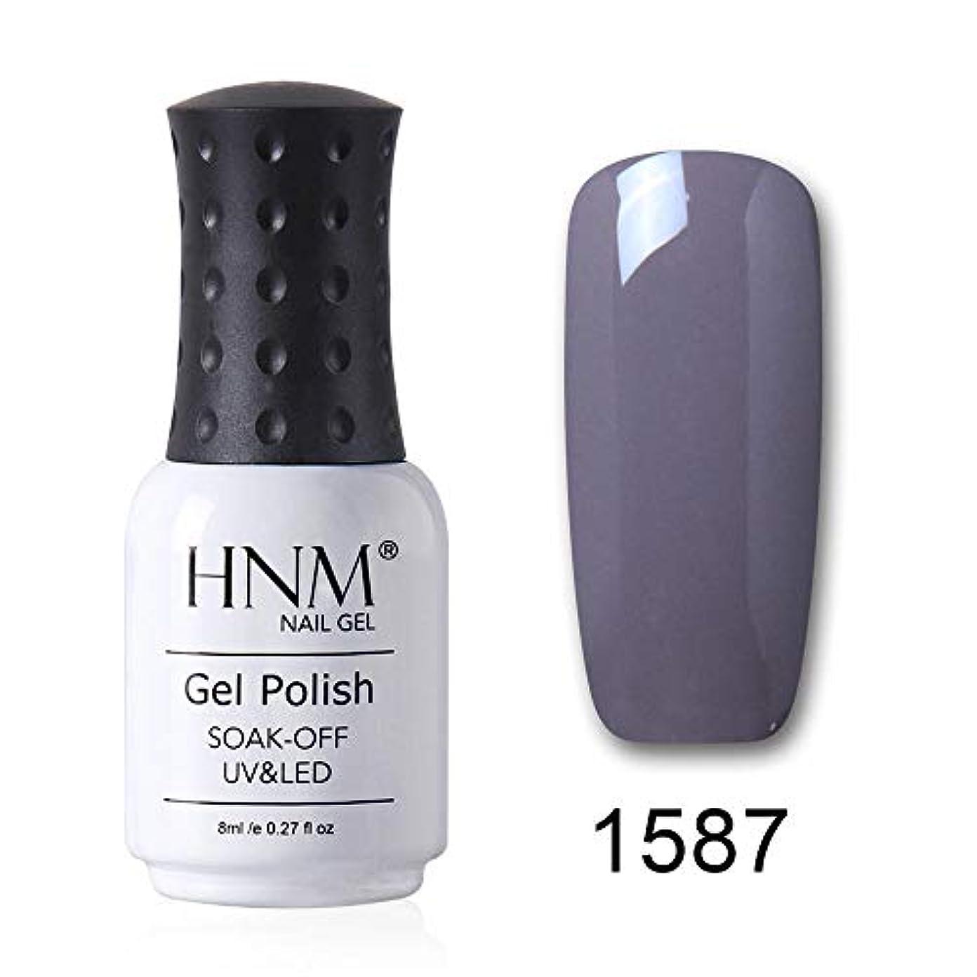 十分に座標間HNM ジェルネイル カラージェル 1色入り 8ml【全76色選択可】