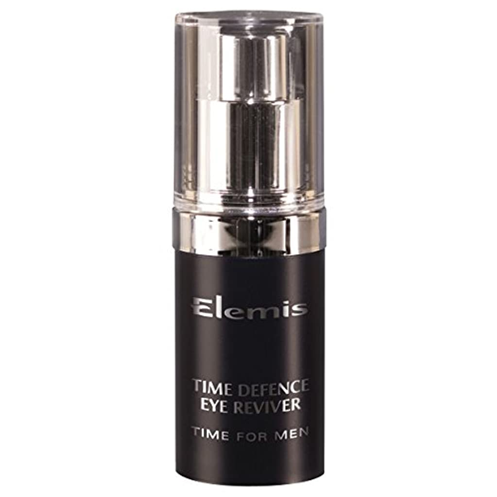 明快ラブ包帯エレミスタイムディフェンスアイリバイバー (Elemis) (x6) - Elemis Time Defence Eye Reviver (Pack of 6) [並行輸入品]
