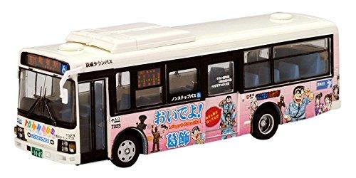 トミーテック ジオコレ 全国バスコレクション80 JH016 京成タウンバス おいでよ! 葛飾こち亀ラッピングバス ジオラマ用品 (メーカー初回受注限定生産)の詳細を見る