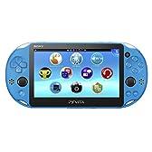 PlayStation Vita Wi-Fiモデル アクア・ブルー(PCH-2000ZA23)