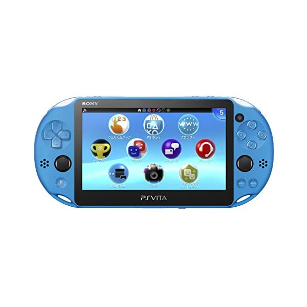 PlayStation Vita Wi-Fiモデ...の商品画像