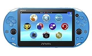 PlayStation Vita Wi-Fiモデル アクア・ブルー(PCH-2000ZA23) (B014QAIBFU)   Amazon price tracker / tracking, Amazon price history charts, Amazon price watches, Amazon price drop alerts
