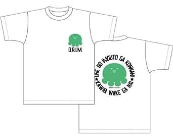 俺の妹がこんなに可愛いわけがない Tシャツ 俺の妹の良く分からない緑色のアレ柄 ホワイト サイズ:M
