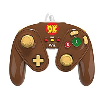 Wii U コントローラー Wired Fight Pad (ドンキーコング) [並行輸入品]