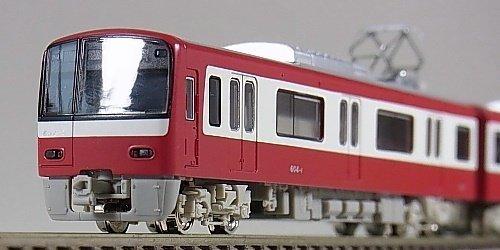 Nゲージ 4272 京急600形CU71クーラー基本4輌 (塗装済完成品)